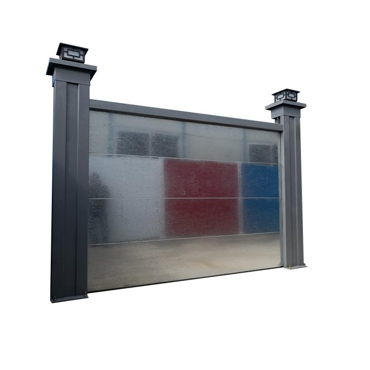 装配式钢结构深圳新标准围挡