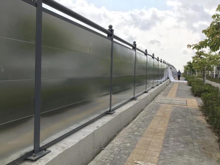 C类装配式钢结构深圳新标准围挡