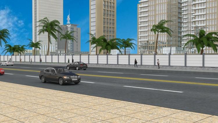 惠州B类装配式钢结构新标准围挡